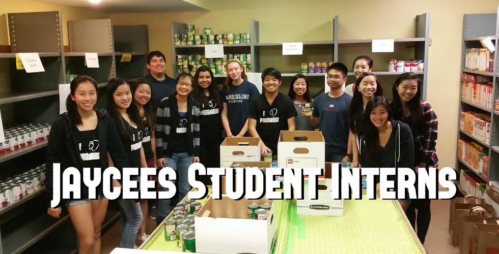 Pasadena Jaycees Student Interns