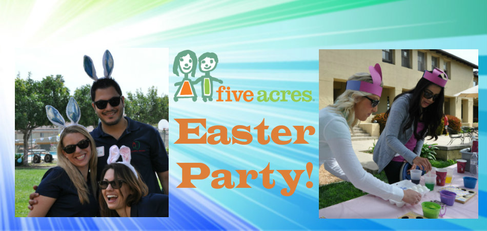 Five Acres Easter Party