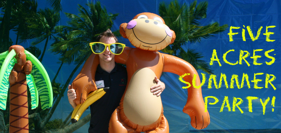 Pasadena Jaycees Five Acres Summer Party