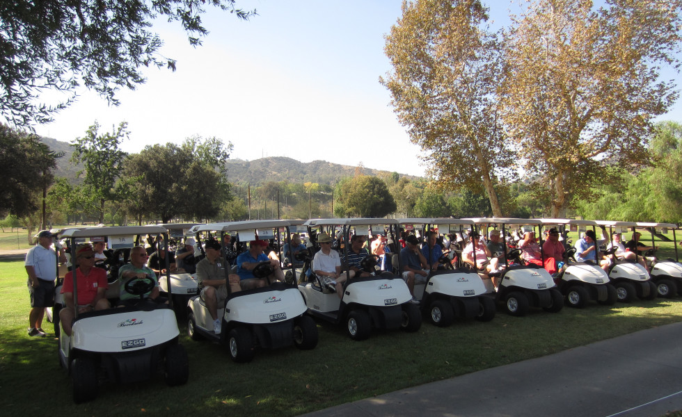 Pasadena Jaycees Golf Tournament