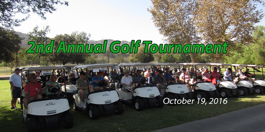 Pasadena Jaycees Golf Tournament 2016