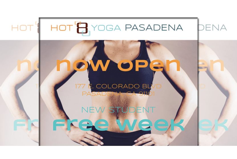 Hot 8 Yoga Deal