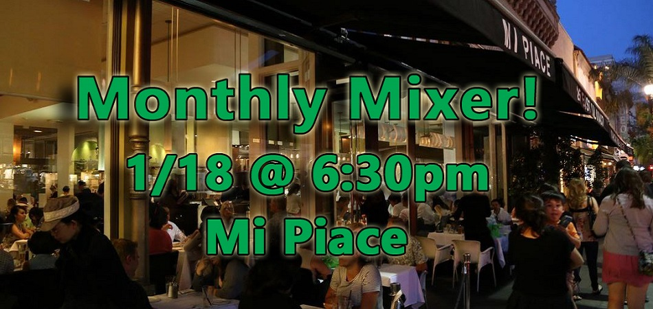 January Mixer 2017
